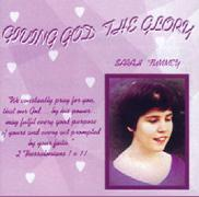 Giving God the Glory CD cover